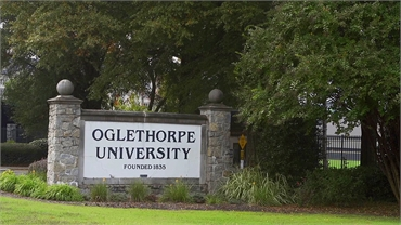 Oglethorpe University 18 miles south of Exceptional Dentistry at Johns Creek Judson T. Connell DMD