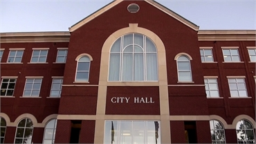 Cumming City Hall 12 miles to the north of Cumming dentist Exceptional Dentistry at Johns Creek Juds