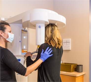Intraoral X-Ray Unit  Dentsply Sirona at Port Richey dentist A Glamorous Smile
