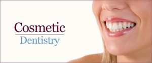 Cosmetic dentistry focuses on improving the person's teeth, smile, and mouth.