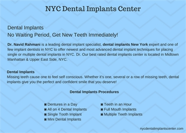 NYC Dental Implants Center Midtown