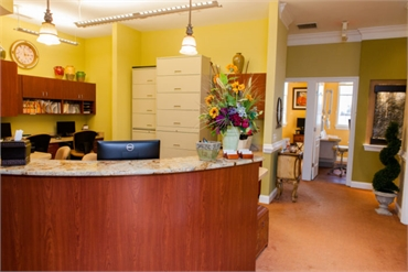 Pennington NJ Dentist Office 4