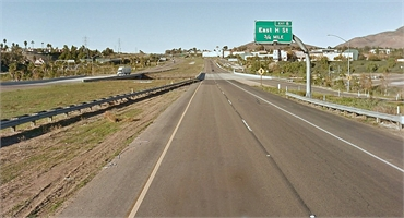 CA 125 passing near Chula Vista dentist Estrella Dental