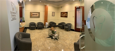 Waiting area at Chula Vista dentist Estrella Dental