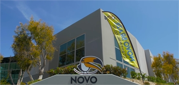 Novo Brazil Brewing few paces to the west of Chula Vista dentist Estrella Dental