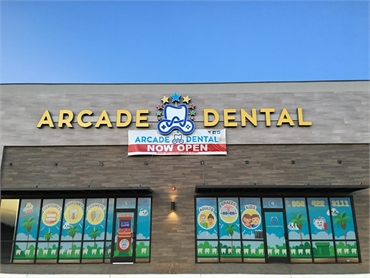 Arcade Dental - Store Front