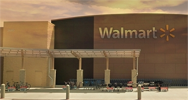 Walmart Supercenter Traverse City 23 miles to the south of Lisa Siddall DDS Lake Leelanau MI
