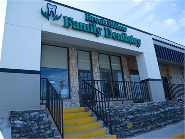 Brook Hollow Family Dentistry office