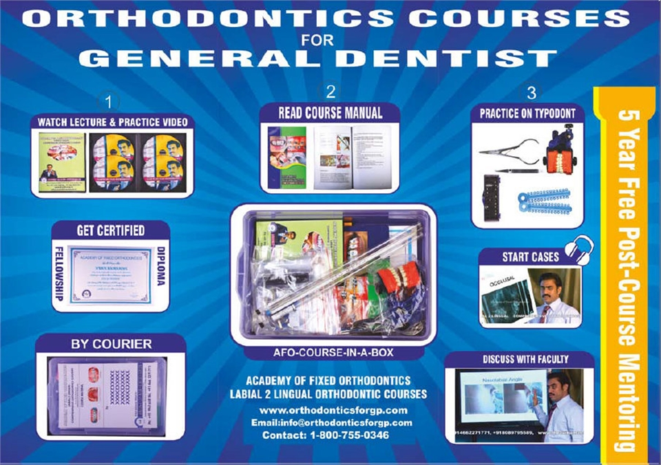 Orthodontics Courses Online How to