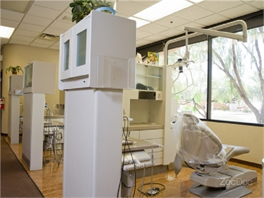Operatories at Scottsdale dentist A Reason to Smile