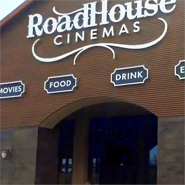 RoadHouse Cinemas - Scottsdale 12 minutes drive to the south of Scottsdale dentist A Reason to Smile