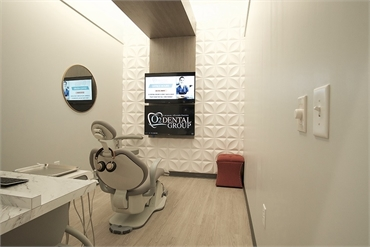 Operatory at Wilmington NC dentist O2 Dental Group of Wilmington