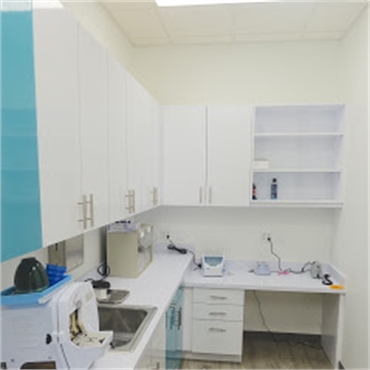 dental treatment cabin