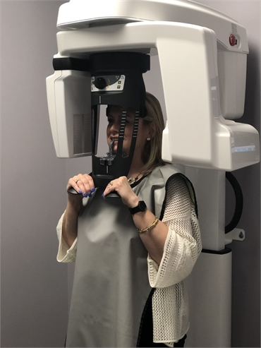 3D xray CBCT at Canton dentist Danner Dental