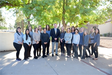 Dental team at Litchfield Park dentist Warren and Hagerman Family Dentistry