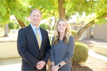 Litchfield Park dentists Dr. Michael Warren and Dr. Brooklyn Cambron-Hagerman