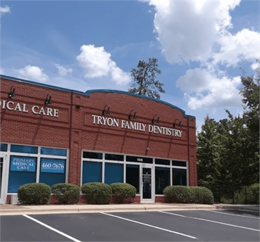 Cary NC dentist office