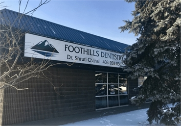 Foothills Dentistry - Calgary Office