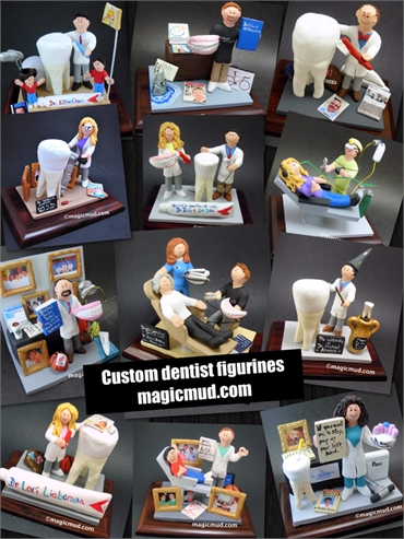 Dental Figurines made to order