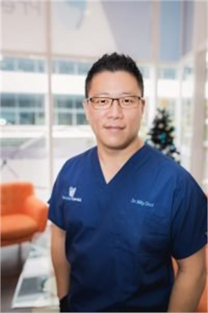 Dr Billy Choi
