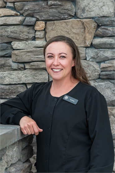 Dental hygienist Sydney at Medical Lake dentist Best Impression Dental Dr. Alicia G. Burton DDS
