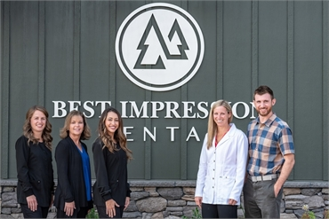 Team at Medical Lake dentist Best Impression Dental