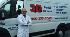 Mobile Dental Cone Beam CT CAT Scanning NJ and PA