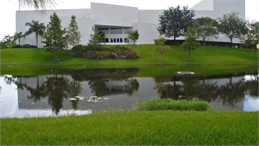 Coral Springs Museum of Art 5 minutes drive to the southwest of Coral Springs dentist Wisdom Dental