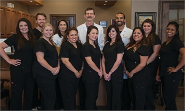 The team at Sealy Dental Center in Katy
