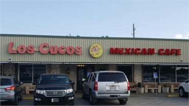 Los Cucos at 6 minutes drive to the north of Katy dentist Sealy Dental Center in Katy