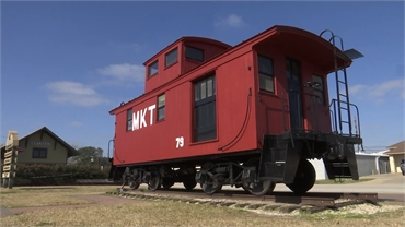 MKT Railroad Museum at 10 minutes drive to the north of Sealy Dental Center in Katy