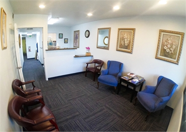 Inside view of Martin Orro DDS