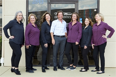 Flower Mound Orthodontics team