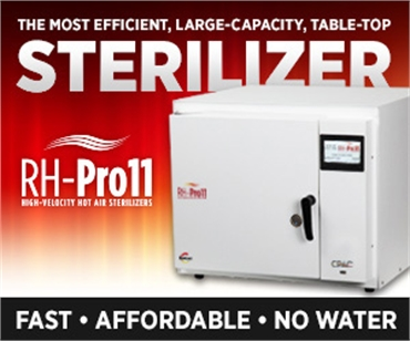 RH-Pro11 High-Velocity Hot Air Sterilizer