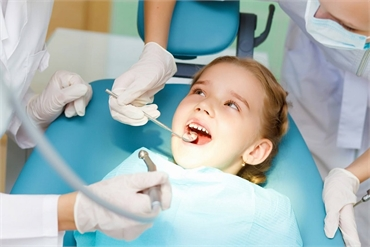 KID-FRIENDLY DENTISTRY