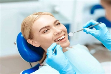 ROUTINE DENTAL CARE AND EXAMINATIONS