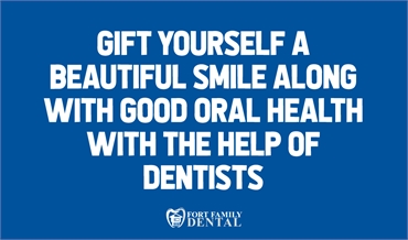 Gift Yourself a Beautiful Smile Along with Good Oral Health with the Help of Dentists