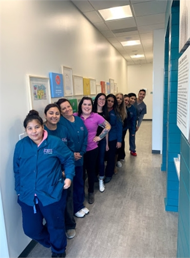 The team at Comfort Dental Kids - Lakewood