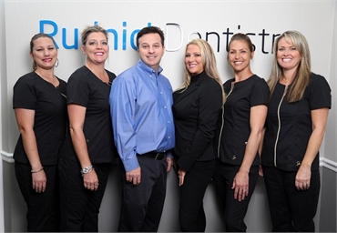 Dental team at  Palm Beach Gardens FL dentist   Andrew Rudnick DMD