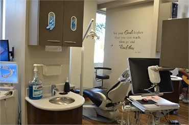 Cleanliness is crucial at San Marcos dentist Allred Dental
