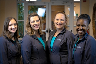The Silberman Dental Group hygienists team