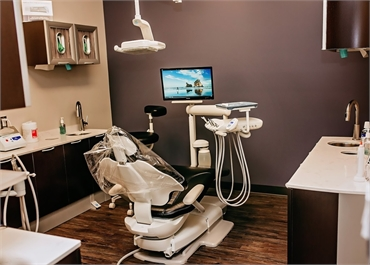 Operatory at Witer Family Dentistry Washington MI