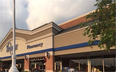 Kroger few paces to the south of Witer Family Dentistry Washington MI