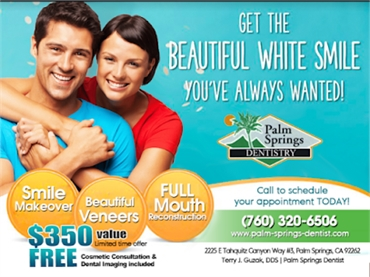 Get the BEAUTIFUL WHITE SMILE you've always wanted