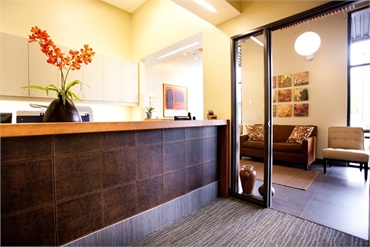 Beaverton OR Dentistry Harmony Dental front desk