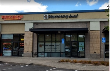 Exterior view of Beaverton OR Dentist Harmony Dental