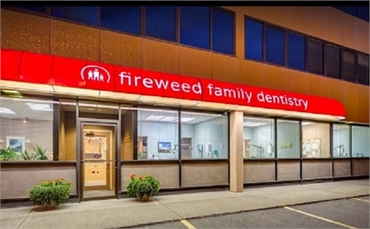 Exterior view of Fireweed Family Dentistry Anchorage