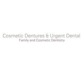 Cosmetic Dentures and Urgent Dental
