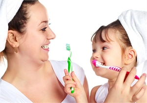 Help Your Child Excel In Oral Health This Year