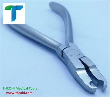 DIRECT BOND REMOVING PLIERS